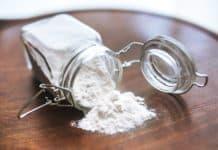 Food supplement powder