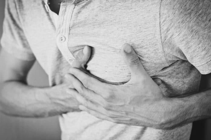 Heart attack Heart disease Heart pain Health