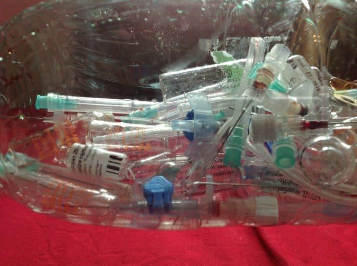 Medicine Bio waste