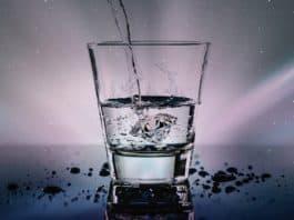 Liquid Water Food