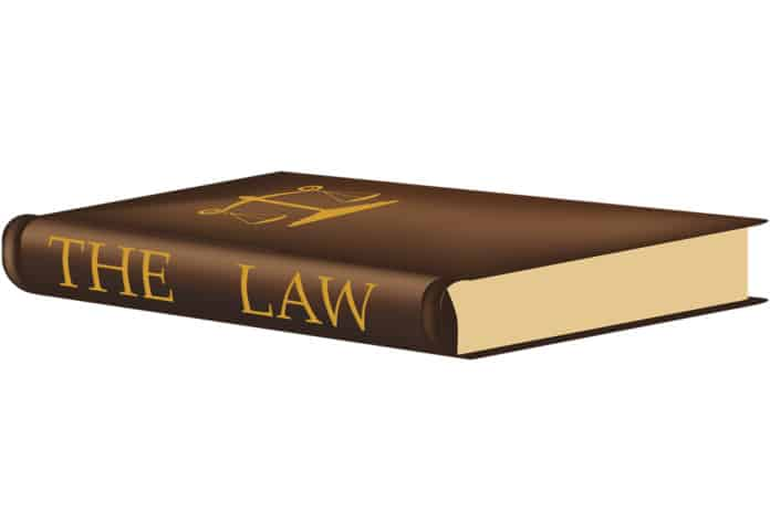 Law Legislation Act Bill