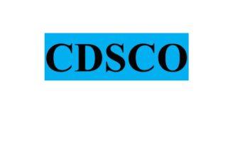 CDSCO DCGI FDA