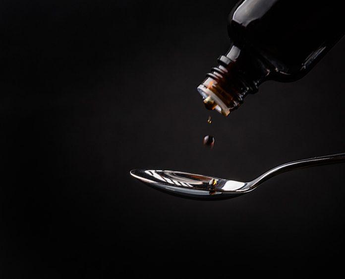 Medicine Cough Syrup