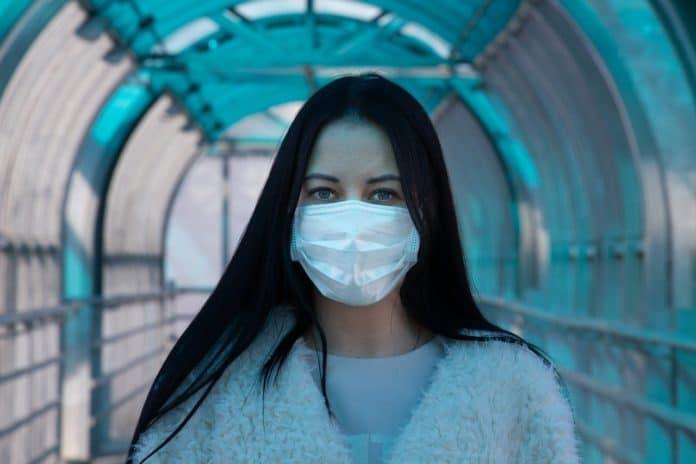 Mask Lady