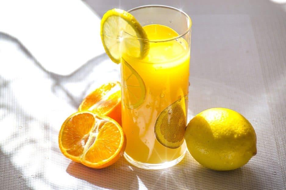 Vitamin C Juice Fruit