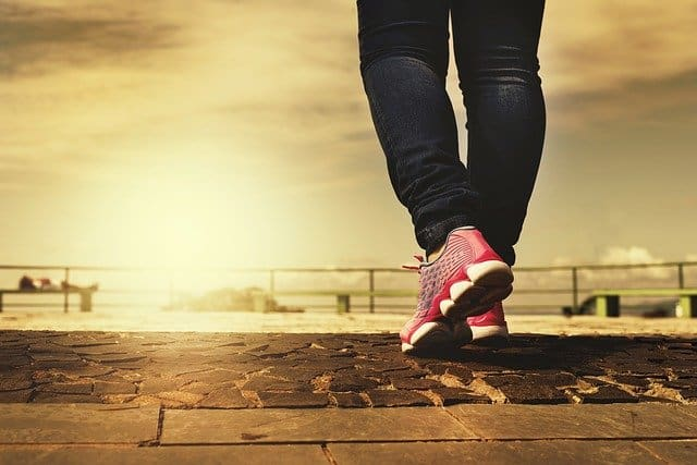 Health walking