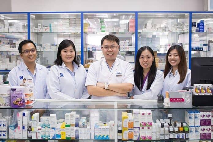 Pharmacist Medical Store