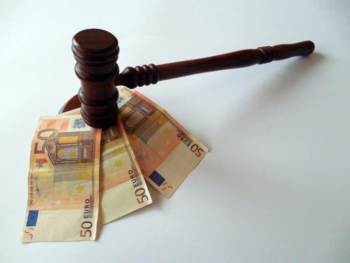 Justice Fine Penalty