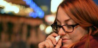 Nasal Spray Medicine